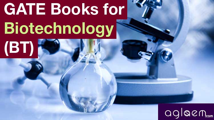 GATE Books for Biotechnology (BT)