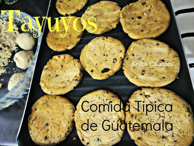 Tayuyos , Comida tipica de Guatemala