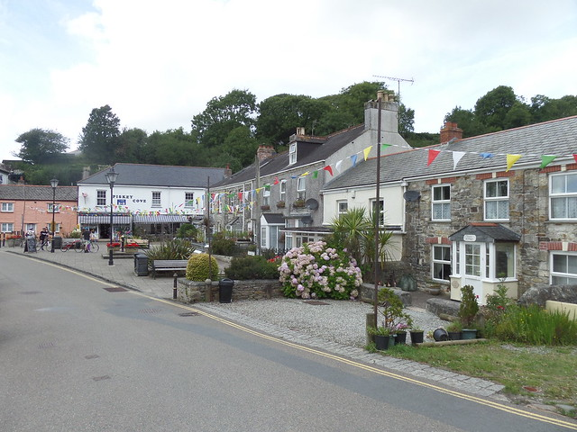 Pentewan Cornwall