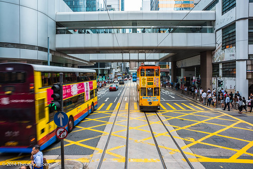 Des Voeux Road, Hong Kong