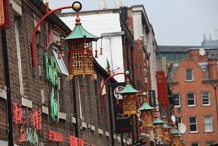 Newcastle - China Town