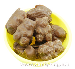 Chocolate Covered Banana Gummis