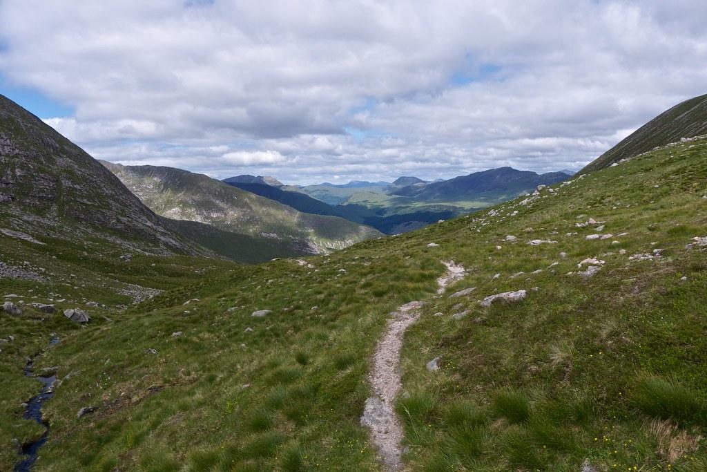 Track towards Glen Etive