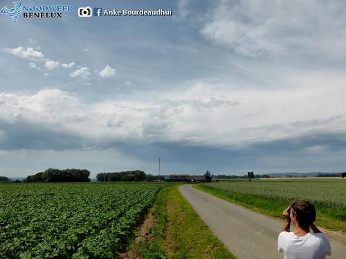 09-06-2014 (Stormchase naar het oosten van België)