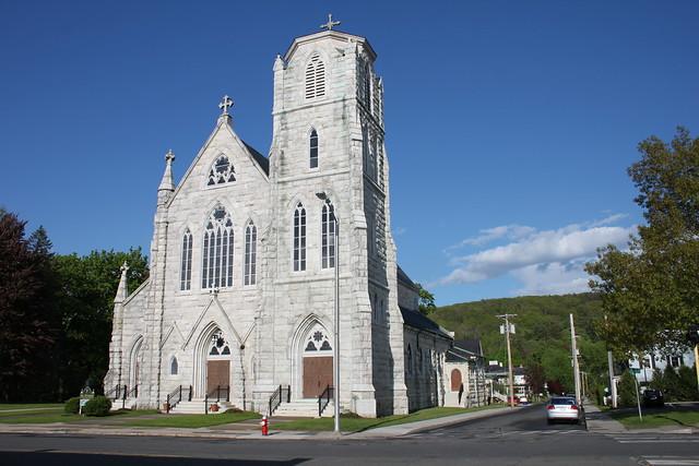 Catholic World News >> St. Peter's Catholic Church, Great Barrington, MA | Flickr ...