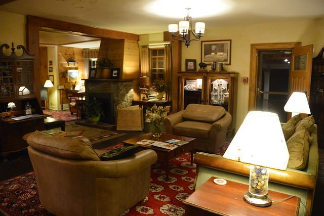 Waybury Inn, E. Middlebury, Vermont