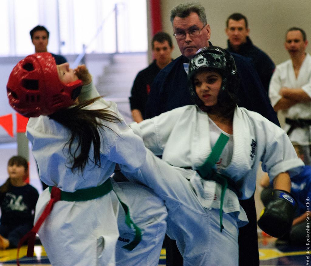 Australian Kyokushin Tournament 2014-98