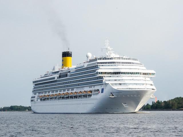 MS Costa Pacifica