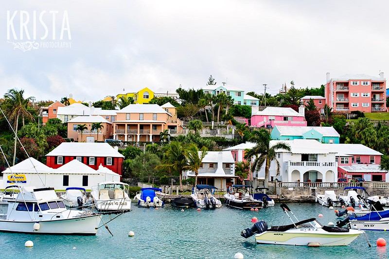 Bermuda Destination Wedding and Cruise