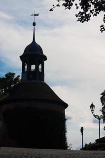 Lauenburger Schlossturm
