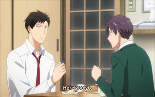 Gekkan Shoujo Nozaki-kun Episode 6 Image 13