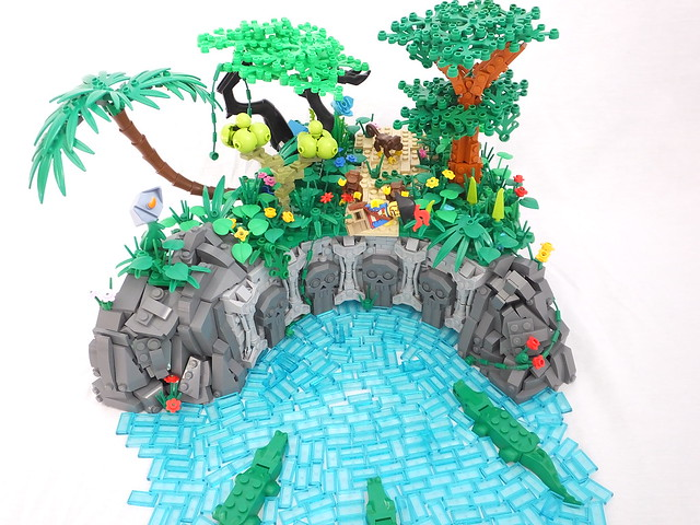 'Gator Cove - Skara Kikos