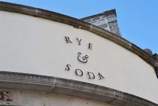 Rye and Soda Aberdeen