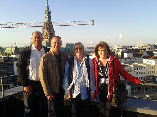 Fraktionssitzung der SPD in der Patriotischen Gesellschaft Hamburg
