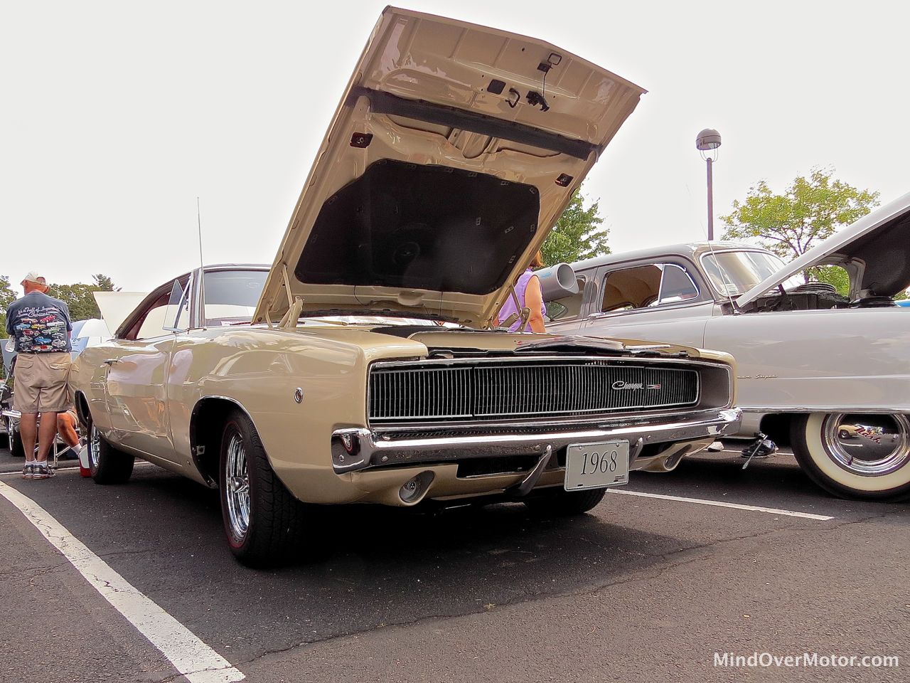 1968 Dodge Charger Front Left