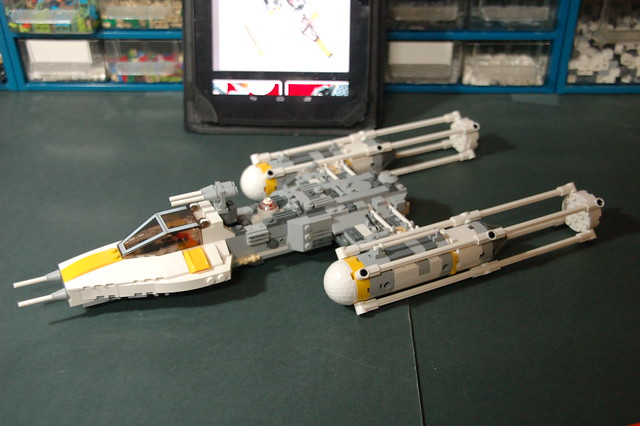 7658 - Y-wing Fighter (5)