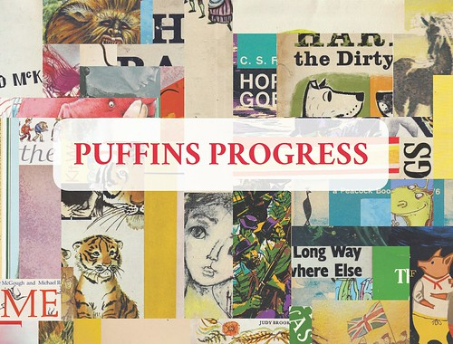 Puffins Progress front cover