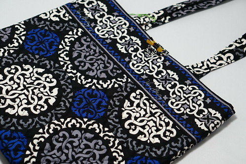 Canterberry Cobalt Tote