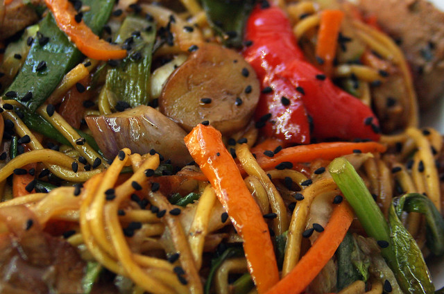 Chow Mein 1