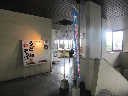 佐賀競馬場の鳥栖料飲店協同組合の売店