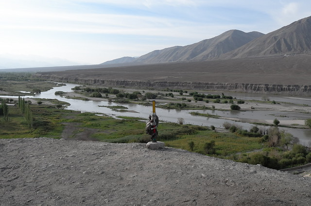 Indus river, Ladakh, 07 Aug 2014. L066