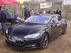 automobile(1.0), tesla(1.0), automotive exterior(1.0), wheel(1.0), vehicle(1.0), performance car(1.0), automotive design(1.0), sedan(1.0), land vehicle(1.0), luxury vehicle(1.0),