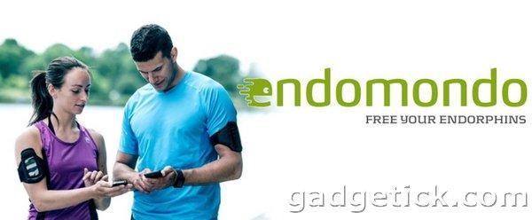 Endomondo для Gear 2