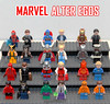 [GROUP] [MOC] MARVEL's ALTER EGOs v.1