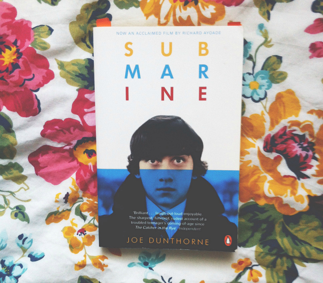 submarine joe dunthorne book review underhyped reads vivatramp book blog uk