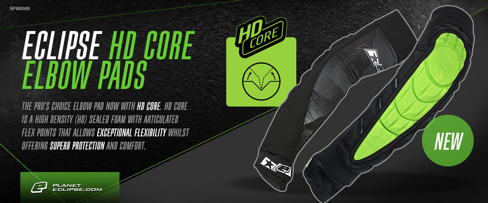 HD Core Elbow Pads