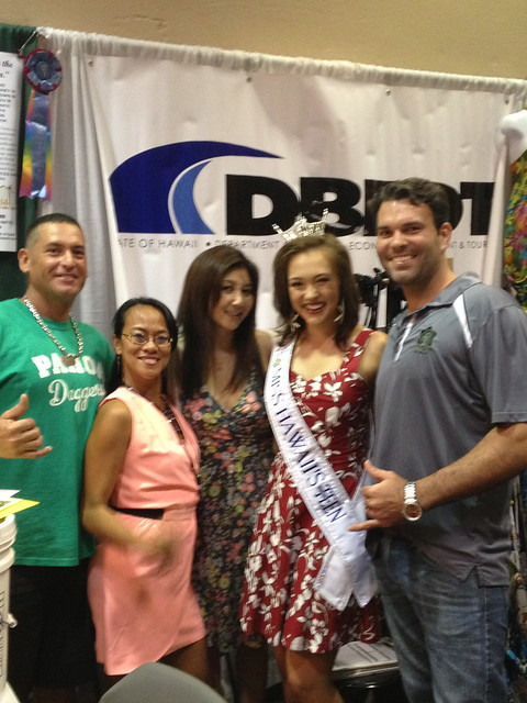 2014 DBEDT Presents the NEW PRODUCTS SHOWCASE at Made In Hawaii Festival