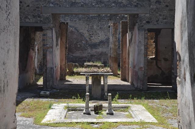 Atrium, Pompeii