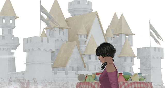 Intro Castle, by Tizzy Canucci, on Flickr