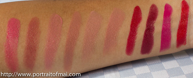charlotte tilbury lipstick swatches and photos (2 of 13)