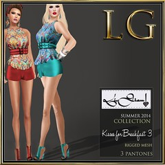 [LG] Boutique-[ SUMMER14] Kisses for Breakfast 3