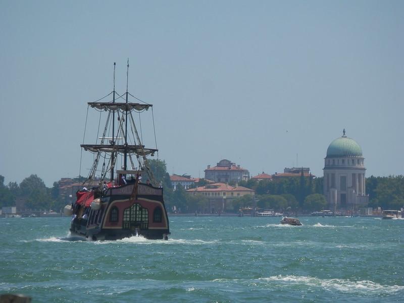 Un gale�n en Venecia