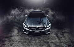 Mercedes Benz CLS63 AMG Shooting Brake