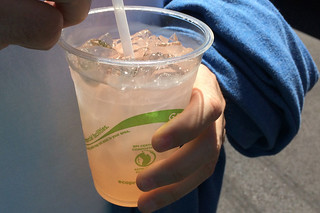SF Street Food Festival - Namu Street Blood Orange lemonade