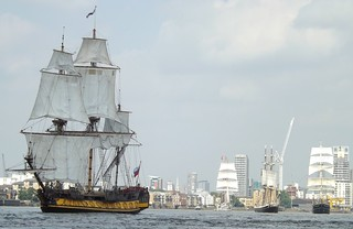 Tall Ships (4) @ River Thames 09-09-14