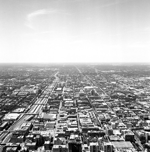 "Image titled ""#1, From the Sears Tower, Chicago."""