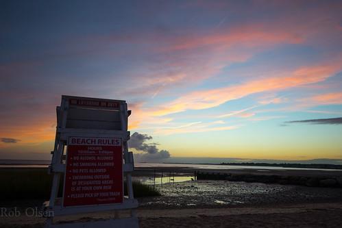 beaches sunrisessunsets