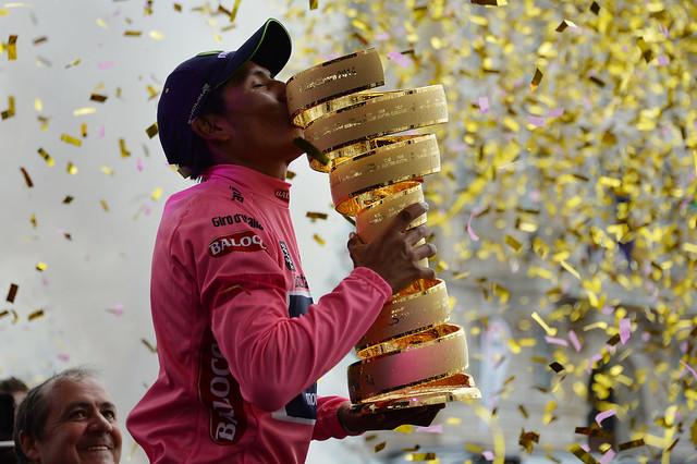 Giro d'Italia 2014 - 21a tappa - Gemona del Friuli-Trieste.