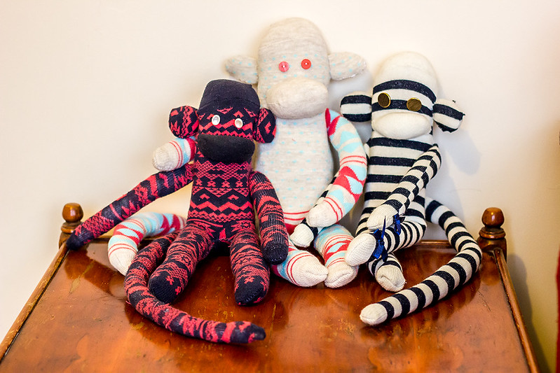 How to make a sock monkey instructions