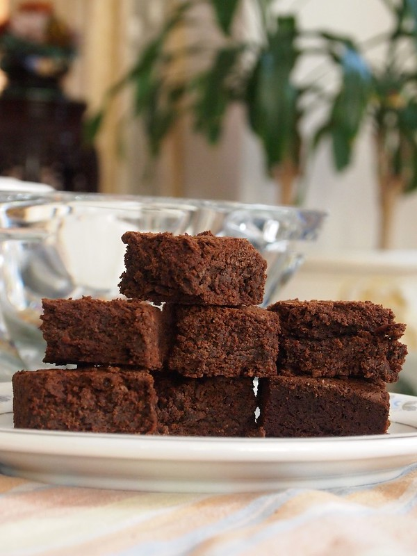 Basic Chocolate Fudge Brownie