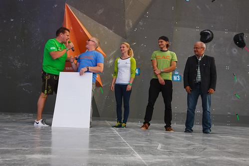 Deutsche Meisterschaft Bouldern 2014