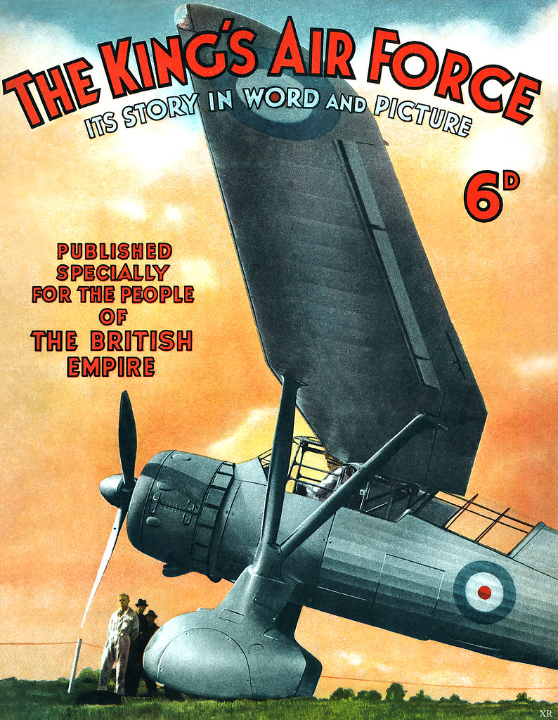 1939 ... The King's Air Force (UK)