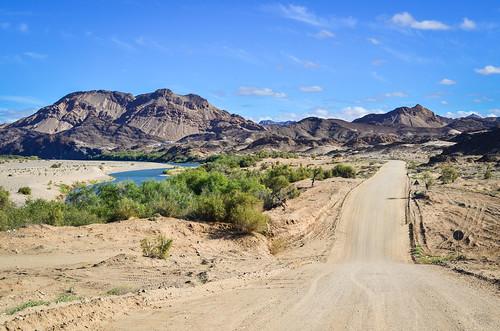 Fantastic Namibia / SA border