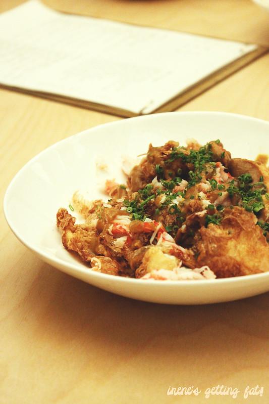 cho-cho-san-king-crab-omelette