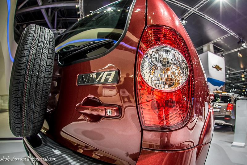 Шевроле Нива развенчивает мифы! Chevrolet-37