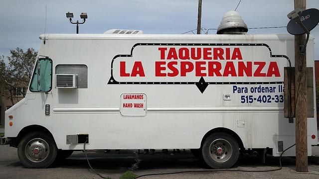 Taqueria La Esperanza in Des Moines, Iowa